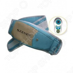 фото Пояс массажный антицеллюлитный Zenet Tl-2005L-E, купить, цена
