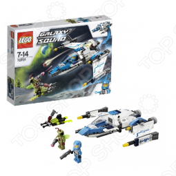 фото Конструктор Lego Истребитель Инсектоидов, Серия Galaxy Squad