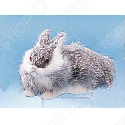 фото Сувенир из меха «Заяц» R1826GY, Чучела животных. Сувениры из меха