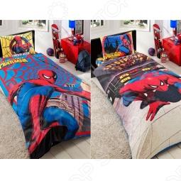 фото Комплект постельного белья TAC Spiderman Sense Gossamer, Детские комплекты постельного белья