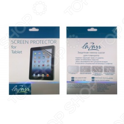 фото Пленка защитная Lazarr Для Apple Ipad3/new Ipad 4, Защитные пленки и наклейки для планшетов
