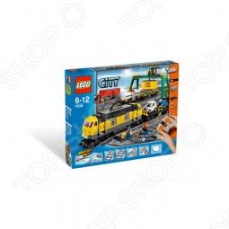 фото Конструктор Lego Товарный Поезд, Серия City