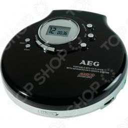 фото Плеер MP3/CD AEG Cdp 4212, MP3-плееры