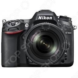 фото Фотокамера цифровая Nikon D7100 Kit 18-105 Vr, Зеркальные фотоаппараты