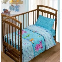 фото Комплект постельного белья «Доброе утро». Детский, Детские комплекты постельного белья