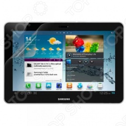 фото Пленка защитная Lazarr Для Samsung Galaxy Tab 7.7 P6800, Защитные пленки и наклейки для планшетов