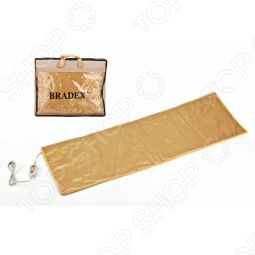 фото Матрас электрический Bradex «Премиум Комфорт», Текстиль с подогревом