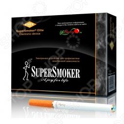 фото Электронная сигарета Supersmoker Комплект «Supersmoker Elite», Электронные сигареты и фильтры