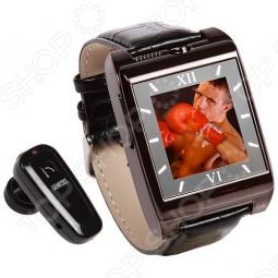 Часы-мобильный телефон Watchtech V5 черные