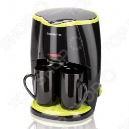 фото Кофеварка Polaris Pcm 0210, Капельные кофеварки