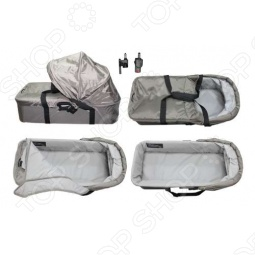 фото Люлька Baby Jogger Compact Pram Plus Для Моделей City Mini, City Mini Gt, City Elite, Люльки