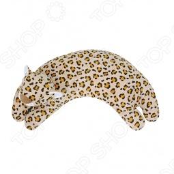 фото Подушка-игрушка Angel Dear Леопард, Подушки детские