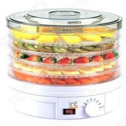 фото Сушилка для овощей и фруктов Irit Ir-5921, Сушилки для овощей и фруктов