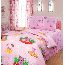 фото Комплект постельного белья Непоседа Мыльные Пузыри, Детские комплекты постельного белья