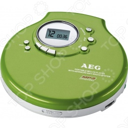 фото Плеер mp3 AEG Cdp 4212 Grun, MP3-плееры