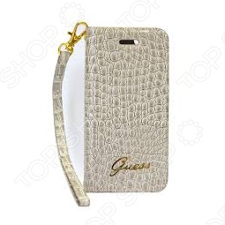 фото Чехол Guess Wallet Case Croco Для Iphone 5, Защитные чехлы для iPhone