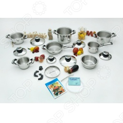 фото Набор посуды Linea Linea Esclusiva, Наборы посуды для готовки
