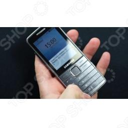 фото Мобильный телефон Samsung S5610 Silver, Мобильные телефоны