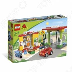 фото Конструктор Lego Заправочная Станция, Серия Duplo