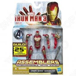 фото Фигурка игрушечная разборная Hasbro Железный Человек. В ассортименте, Супергерои