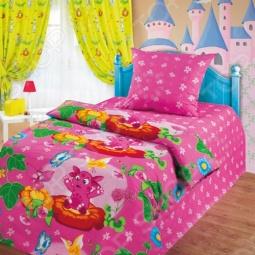 фото Комплект постельного белья Непоседа Лунтик И Бабочки, купить, цена