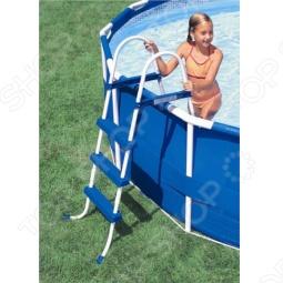фото Лестница для бассейна Intex 58973, Аксессуары для бассейнов