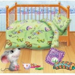 фото Комплект постельного белья Кошки-Мышки Телефон, Детские комплекты постельного белья