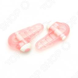 фото Устройство массажное для пальцев ног Bradex Счастливые Пальчики Плюс, Массажеры для ног