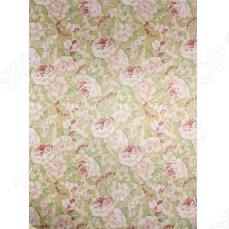 фото Ткань декоративная Scrapberrys Сатин Клеевой Белый, купить, цена