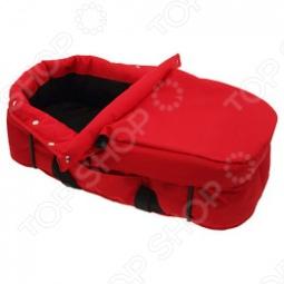 фото Набор для трансформации в люльку Baby Jogger Для Модели City Select Bassinet Kit - Ruby, Люльки