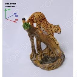 фото Подставка для вина Drivemotion «Леопард», Подставки для бутылок