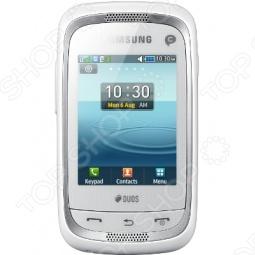 фото Мобильный телефон Samsung C3262 Champ Neo Duos, Мобильные телефоны с 2-я sim-картами