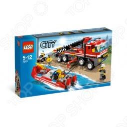 фото Конструктор Lego Внедорожник И Спасательный Плот, Серия City