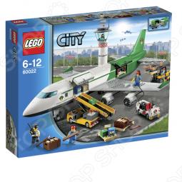 фото Конструктор Lego Грузовой Терминал, Серия City