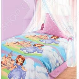 фото Комплект постельного белья Непоседа Сказочный Замок, Детские комплекты постельного белья