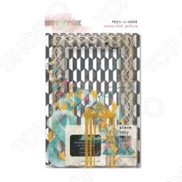 фото Калька с принтом Glitz Design Uncharted Waters, купить, цена