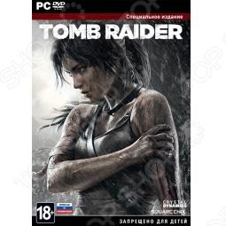 фото Игра для pc Crystal Dynamics Tomb Raider - Специальное Издание (Rus), Игры для PC