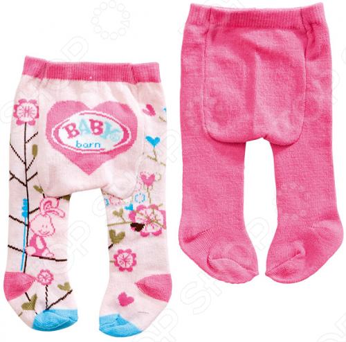 Как сделать колготки для беби бона из носка