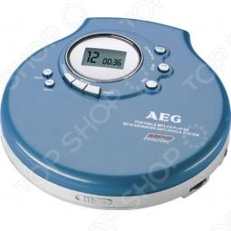 фото Плеер mp3 AEG Cdp 4212 Blau, MP3-плееры