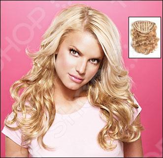 Накладные пряди волос HairDo
