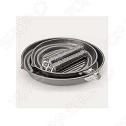 фото Набор 2-х сковород с желобком для сливания жира, Наборы посуды для готовки