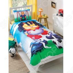 фото Комплект постельного белья TAC Garfield Football, Детские комплекты постельного белья