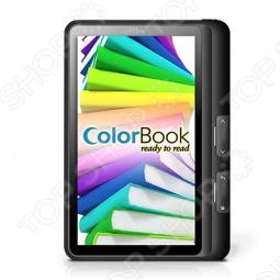 фото Электронная книга Effire Colorbook Tr73A, Электронные книги