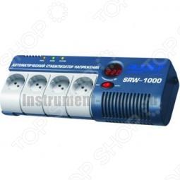 фото Стабилизатор напряжения Rucelf Srw-1000Va-D, Стабилизаторы напряжения