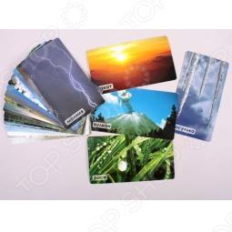 Карточки развивающие «Загадки природы»