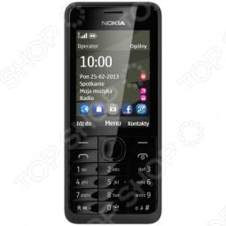 фото Мобильный телефон Nokia 301 White, Мобильные телефоны