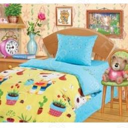 фото Комплект постельного белья Непоседа Садовник, Детские комплекты постельного белья