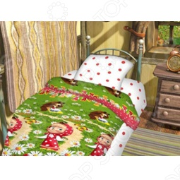 фото Комплект постельного белья Непоседа Большая Стирка, Детские комплекты постельного белья