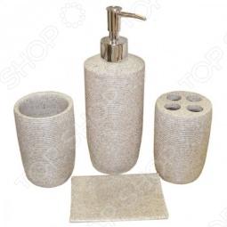 фото Набор аксессуаров для ванной комнаты TAC Rio, Аксессуары для ванной комнаты