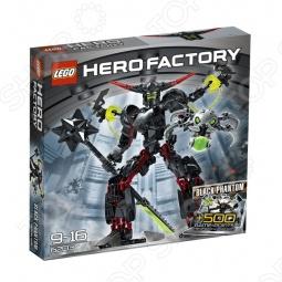 фото Конструктор Lego Черный Фантом, Серия Hero Factory